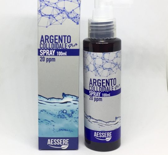 Argento Colloidale 100ml Spray
