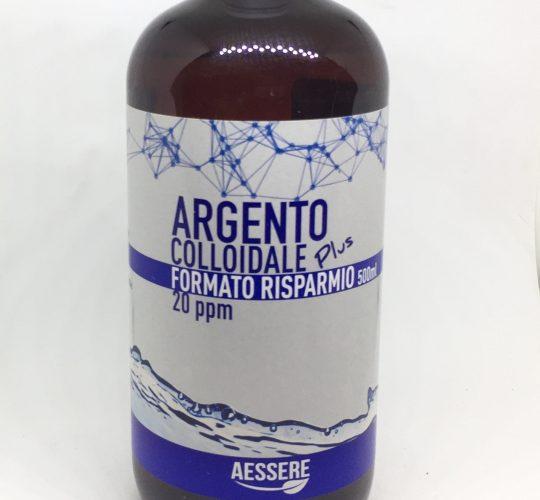 Argento Colloidale 500ml